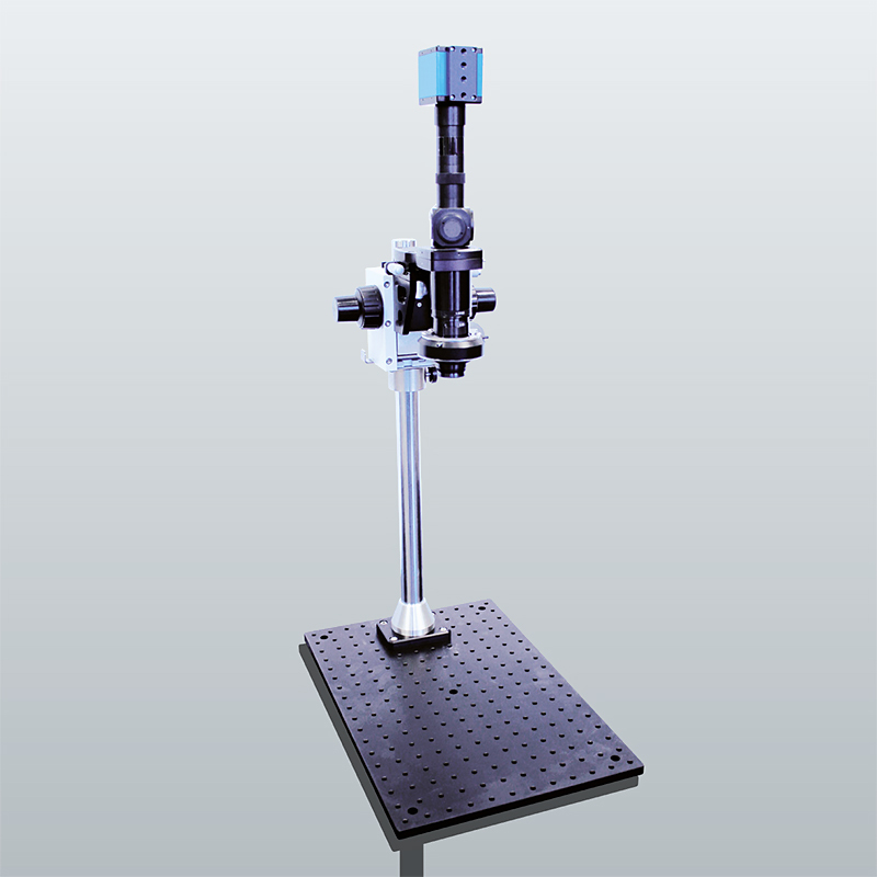 Top View Optics For Use With Inverted Optical Microscopes