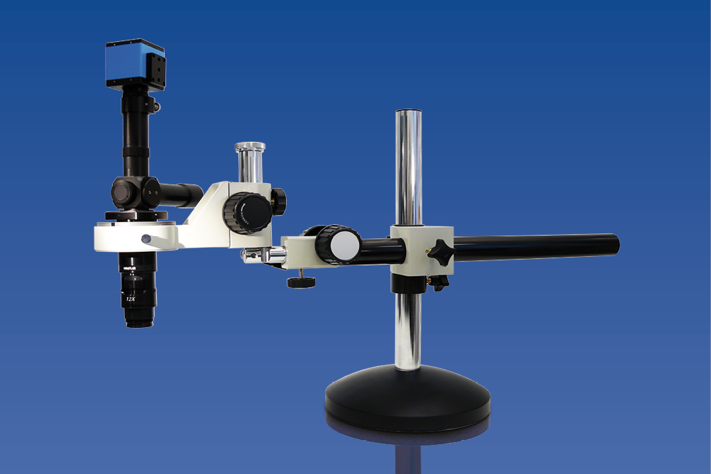 Top View Optics With Boom Stand